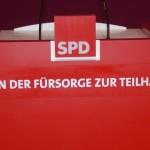 """Veranstaltung """"Von der Fürsorge zur Teilhabe"""" im Willy-Brandt-Haus"""