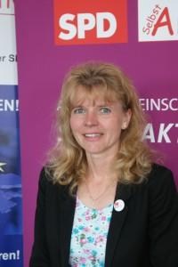 Katrin Gensecke - Vorsitzende AG Selbst Aktiv Sachsen-Anhalt
