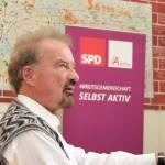 Bundesvorsitzender Karl Finke